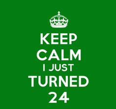 Image result for 24th bday
