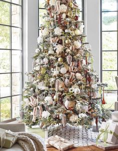 Frontgate Natural Elements 60-pc. Ornament Collection