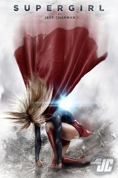 BADASS: Supergirl photoshop art!   moviepilot.com
