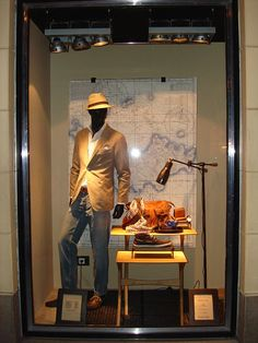 shop window massimo dutti
