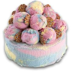 Wendy's Rainbow Tower cake, preservative free and natural colours, might be good for my girls, as an alternative to gluten free birthday cake Gluten Free Birthday Cake, Ice Cream Art, Cream Cake, Girl Superhero Party, Cloud Cake, Different Cakes, Fresh Milk, Ice Ice Baby, Cake Creations