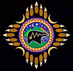 Circle of strength,  unending Cosas A Crochet, Native Symbols, Native American Symbols, Native American Design, Native Design, Native American Artwork, American Indian Art, Native Art, Native Indian