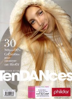 Phildar nº480 - Tendances (Hiver 2007 08) d209b5fa10