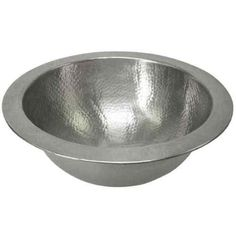 Small-Round-Copper-Pewter-Finish-Lavatory-Sink
