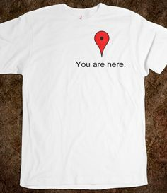You are here. #map #location