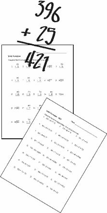 math worksheet : division worksheet  division facts to 100 no zeros all  : Create Free Math Worksheets