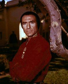 Star Trek - Khan -T.V. episode and Wrath of Khan (movie) --one of the best bad guys!         ...