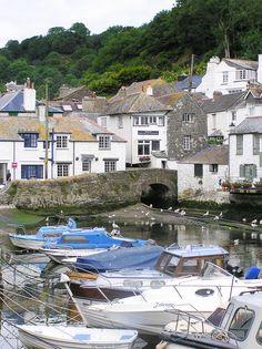 Oh my, Britain! : Polperro Cornwall