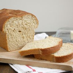 Whole Wheat Sandwich Bread by Tracey's Culinary Adventures, via Flickr