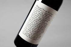 Somm – Niche Wine Co. by Frost, Australia. #packaging #wine