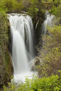 ✯ Roughlock Falls - South Dakota - Spearfish Canyon in the Black Hills