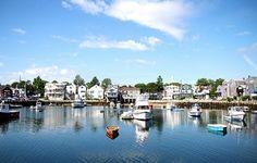 Rockport, MA - Our New England Day Trip. LivingLocurto.com