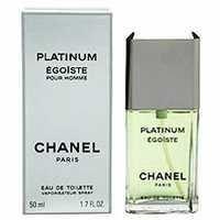 Perfume Perfume Egoiste Platinum Chanel Eau de Toilette Masculino 50 ml