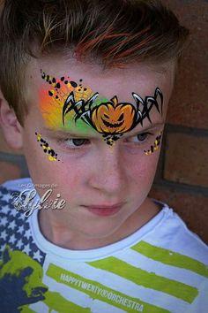 Pumpkin spider!