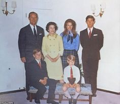 A colour photo of the royal family. The Queen's Christmas Broadcast in 1971 focused on the theme of families. The television version showed Prince Andrew and Prince Edward looking at a family photograph album Princess Elizabeth, Princess Margaret, Queen Elizabeth, Prince Andrew, Prince Philip, Prince Edward, Royal Christmas, Christmas Cards, Royal Family History