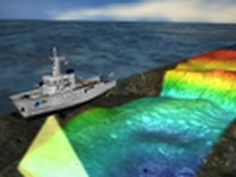 "Scientists ""See"" Ocean Floor via Sonar  (W18-19)"