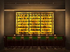 Lobby Bar at The New York EDITION.