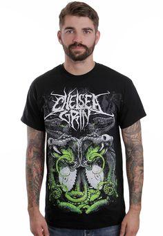 Chelsea Grin - Snakes - T-Shirt