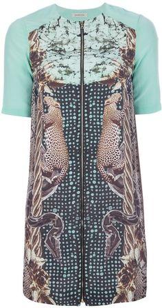 EMMA COOK ENGLAND Printed Dress - Lyst