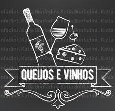 Kit digital QUEIJOS E VINHOS P