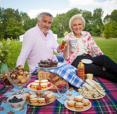 Great-British-Baking-Show-Episodes : If you need to catch up with this great UK baking show.