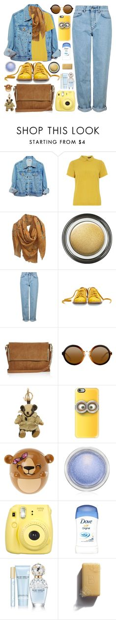 """Denim Trend: Jean Jackets"" by lenochca ❤ liked on Polyvore featuring High Heels Suicide, Dorothy Perkins, Alexander McQueen, Giorgio Armani, Topshop, Bill Blass, River Island, Burberry, Casetify and MAC Cosmetics"