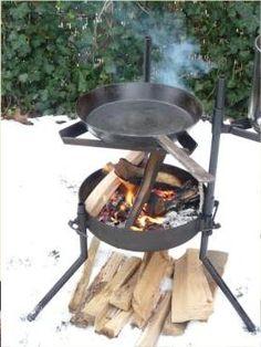 Vuur-totem: Keukenknecht
