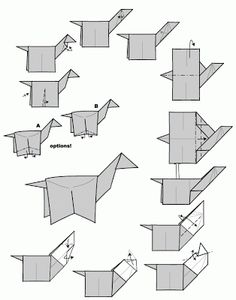 Origami Beast Belajar Bahasa Dan Budaya Jepang Cara Membuat