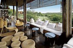 E apetece dizer...eu tive uma quinta em Africa:) Resort de luxo africa do sul