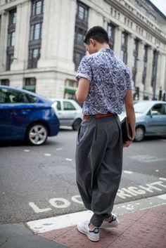 dfba601c005 London Men s Fashion Week street style  streetmensfashion Men Street