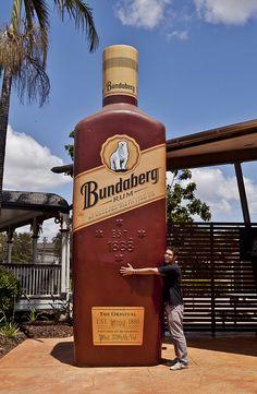 The Big Rum Bottle,