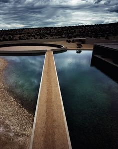 Tom Ford's Santa Fe Ranch | Tadao Ando | Featured on Sharedesign.com