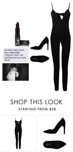 """Untitled #5379"" by adi-pollak ❤ liked on Polyvore featuring Boohoo, ONLY and Manic Panic NYC"
