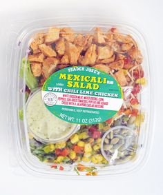 The 7 Best Salads at Trader Joe's: During a busy week, Trader Joe's extensive selection of premade salads can be a real lunchtime savior.