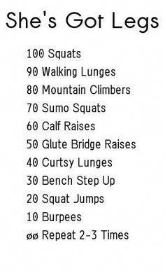 I don't like the gender identifying title, saving this because it seems like a fun and challenging workout. I don't like the gender identifying title, saving this because it seems like a fun and challenging workout. Fitness Workouts, Crossfit Leg Workout, Body Workouts, Crossfit Legs, Quick Workouts, Fitness Memes, Extreme Workouts, Funny Fitness, Cardio Workouts