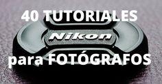 La marca líder en el sector de la fotografía, Nikon, ofrece una gran variedad de tutoriales profesionales para aprovechar todas las opciones de tu cámara d