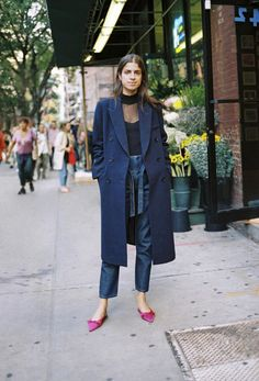 Mango: the perfect outfit from Leandra Medine Mango: das perfekte Outfit von Leandra Medine Leandra Medine, Outfits Casual, Komplette Outfits, Fashion Outfits, Mango Fashion, Look Fashion, Milan Fashion, Looks Style, Looks Cool
