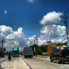 Bye bye #cavite #sky #cloud #philippines #空 #雲 #フィリピン