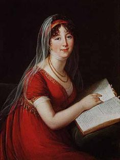 William Chinnery, 1803 by Marie Louise Elisabeth Vigee LeBrun - Oil on canvas, Indiana University Art Museum. People Reading, Woman Reading, Reading Art, Reading Books, Female Painters, Books To Read For Women, Who Book, 1800s Fashion, Jean Baptiste
