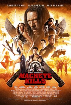 "Win advance-screening movie passes to ""Machete Kills"" with director with director Robert Rodriguez in person courtesy of HollywoodChicago.com! Win here: http://www.hollywoodchicago.com/links/goto/22611/8200/links_weblink"