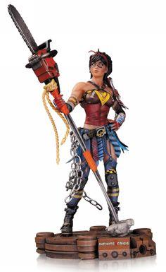 wonder woman infinite crisis doll   Kirin Hobby : Infinite Crisis: Atomic Wonder Woman Statue by DC ...