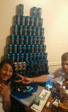 whatchu know about them beer towers?