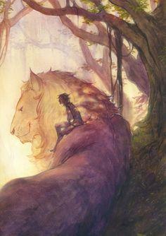 light lion
