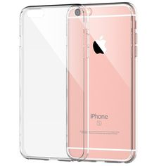 Slim Crystal Clear Mobile phone bag case For iPhone 6 6s Case Clear Silicone Protective shell for iPhone 6 plus back cover phone