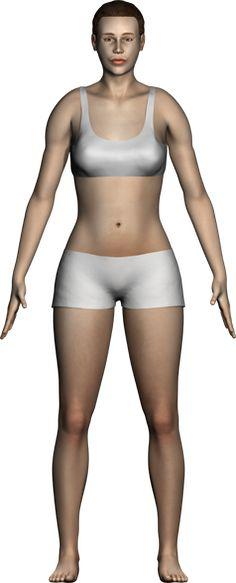 Le site 3D d'exploration du corps humain : juste fabuleux !! woh !!! ^v^