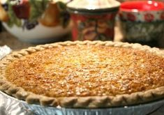 Food Photography: Southern Style Lemon Chess Pie Filling - Home Pie Recipes, Sweet Recipes, Baking Recipes, Dessert Recipes, Dessert Ideas, Baking Pies, Lemon Recipes, Yummy Recipes, Lemon Desserts
