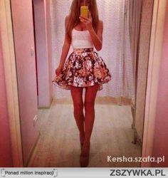 Najlepsza stylizacja z 28 marca: Krokami w strone lata od: Kersha