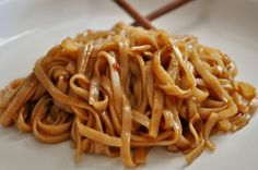 Best of the Veg | Hibachi Noodles - make this instead of rice next time.