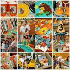 little pumpkin grace gruffalo party Gruffalo Party, The Gruffalo, Apple Theme, Teacher Appreciation Week, Little Pumpkin, Third Birthday, Childrens Party, Party Time, Party Party