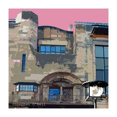 Glasgow School of Art, Glasgow www.stephenoneil.co.uk
